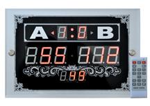 台球计费系统电子记分牌